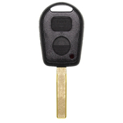 BMW compatible 2 button HU92R remote Key housing