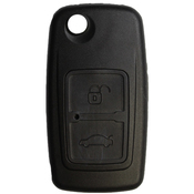 Chery compatible 2 button remote flip Key housing