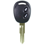 Holden compatible 2 button DW04R remote Key housing