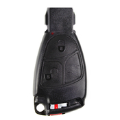 Mercedes compatible 3 button HU64 remote Key housing