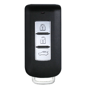 Mitsubishi compatible 3 button remote housing