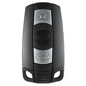 BMW compatible 3 button  remote Fob 315MHz CAS2 not suitable for keyless go
