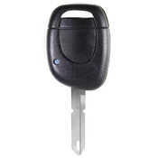 Renault compatible 1 button NE73 remote Key housing