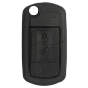 Range Rover, Land Rover compatible 3 button HU92R remote flip Key housing