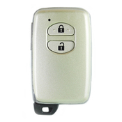 Toyota compatible 2 button smart remote 3370, 314.3MHz ASK Chip: ID74-WD03