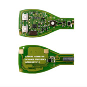 Mercedes compatible 3 button Smart remote Board only 315/433MHz to suit KGRMER02