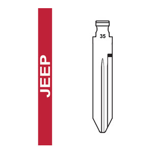 KD 900 Y160 Chrysler Jeep Blade