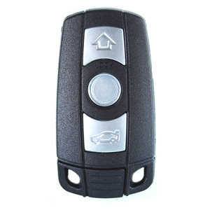 BMW compatible 3 button HU92R Smart remote Key housing with Battery Clip