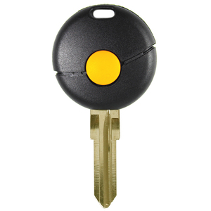 Smart Mercedes compatible 1 button remote Key housing